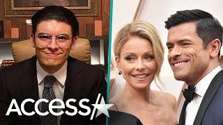 Kelly Ripa & Mark Consuelos' Son Looks Just Like Dad In New Photo