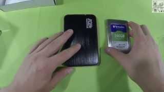 AGESTAR 3UB2A8, 3UB2A12, 3UB2A14, THERMALTAKE Silver River 5G - внешние корпуса для HDD/SSD