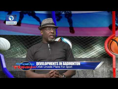 Orbih Vows To Make Badminton One Of The Most Popular Sports In Nigeria
