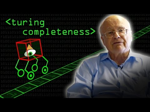 Turing Complete - Computerphile