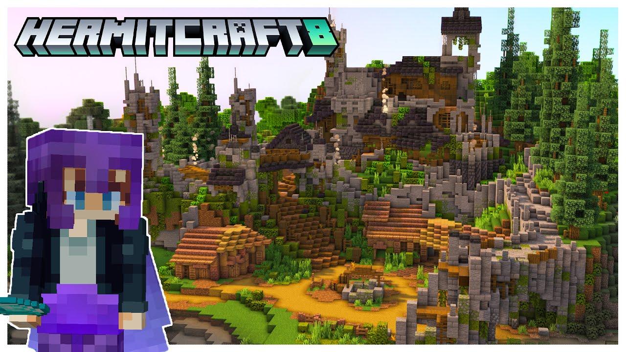 Hermitcraft S8: The Llamada and Heist Setup! | Episode 5