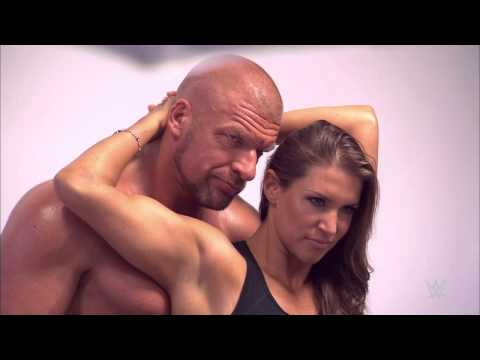 "Triple H and Stephanie McMahon are on the cover of ""Muscle & Fitness"" magazine, available now! from YouTube · Duration:  1 minutes 4 seconds"