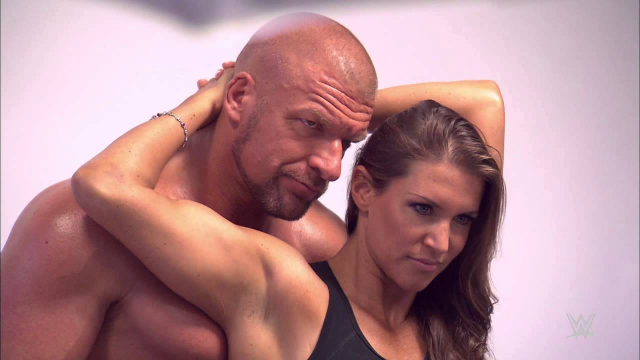 stephanie mcmahon and triple h sex