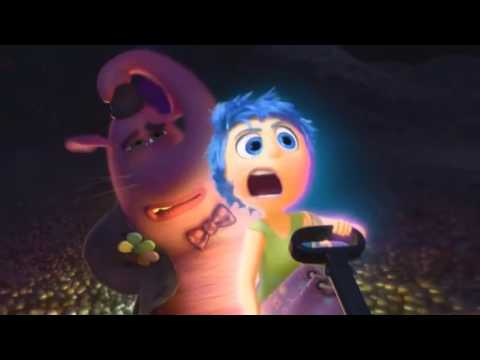 Inside Out - Bing Bong Death Scene (HD)