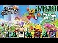 Super Smash Bros. - Smash It Up! (Wii U) - 4/13/18! Getting through Customs!