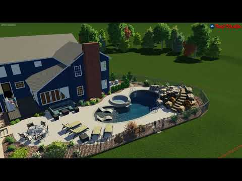 Brookfield, WI Pool Concept R2