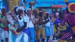 """""""Soy abakuá"""" – Entrevista a joven pintor cubano"""
