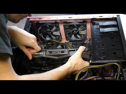 How Much Can You Make Mining Bitcoin In 2018 With Nvidia GTX 1080 Ti Video Card + Giveaway