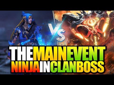 IS NINJA THE BEST DAMAGE DEALER FOR CLAN BOSS? HE CAN SLAP! FULL CLAN BOSS GUIDE RAID SHADOW LEGENDS