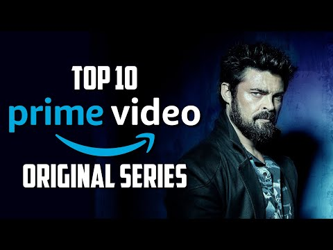Top 10 Best Original Series on PRIME VIDEO to Watch Now! 2021