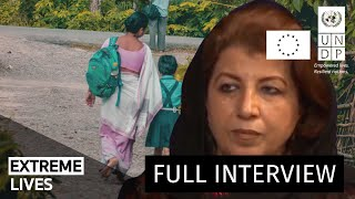 Mothers and Sons | FULL INTERVIEW #ExtremeLives with Mossarat Qadeem