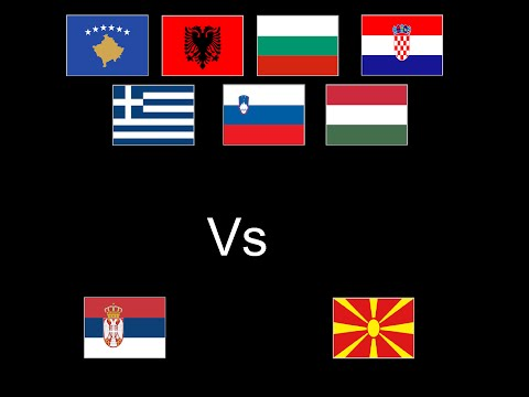 Alternate wars - Third Balkan War