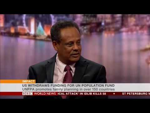 IPPF defends UNFPA on BBC World News