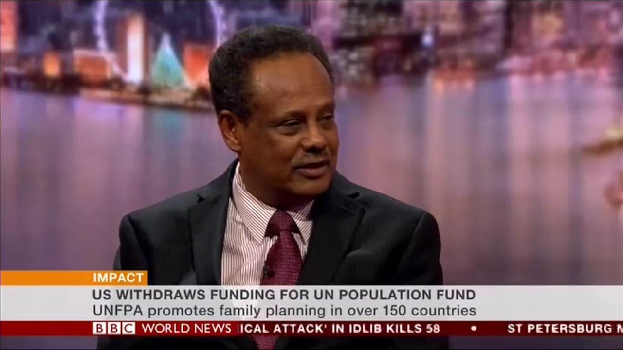 IPPF defends UN agency on BBC World News | IPPF