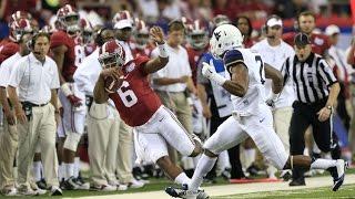 Alabama Vs West Virginia Full Football GAME HD 2014