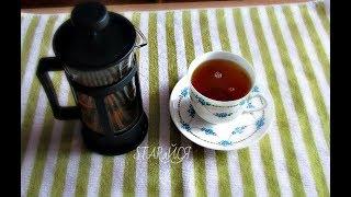 🍇Вишневый чай. Ферментация листьев дома.....
