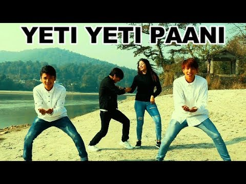 YETI YETI PANI - DANCE COVER (New Nepali Movie KRI Song 2018) | Ft. THE GROWN ZERO CREW