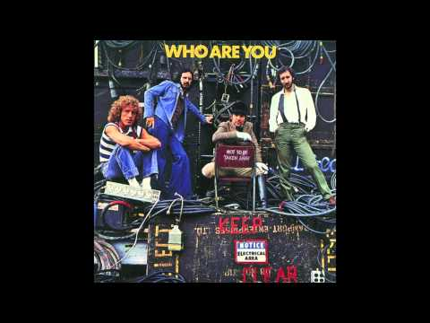 The Who - Who Are You (HQ)