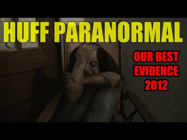 Paranormal Evidence you can not deny - Our best of 2012 - E.V.P., Spirit Box, much more! Travel Video