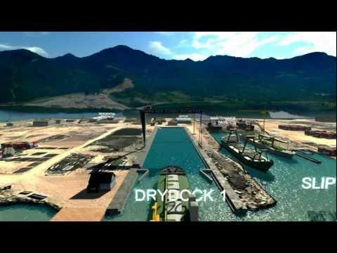 PNG Dockyards Drydock
