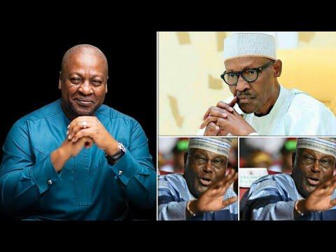 Breaking News:  Nigeria Election Atiku Abubakar Won. Buhari Lost