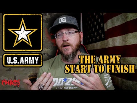 Your Army Career Start To Finish