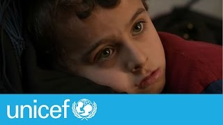 A Syrian family's heartbreak in search for safety | UNICEF