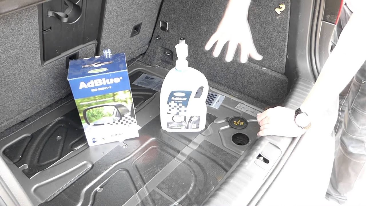 how to refill your car with a 4l greenchem adblue bottle distribution365 youtube. Black Bedroom Furniture Sets. Home Design Ideas