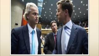 Geert wilders  tegen Mark Rutte Donder Op Vuile Klootzak