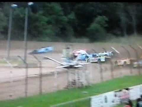 Dog Hollow Speedway 8/6/17 SLM Heat 2