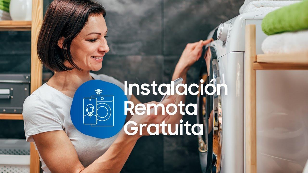 Samsung | Servicio al cliente | Instalación remota gratuita