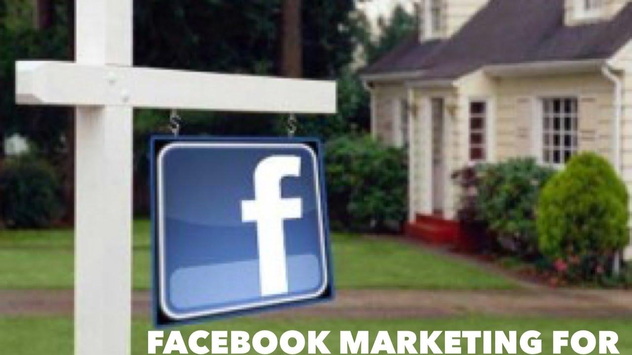Facebook Marketing For Real Estate Agents | Lead Generation for Realtors