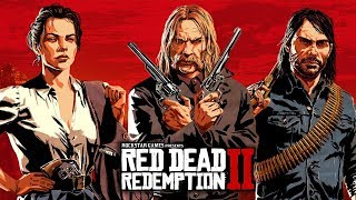 Red Dead Redemption 2 - HUGE INFO! 23 New Images, Characters Revealed & Story Details!
