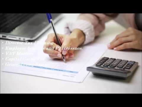 Accountant for corporate tax