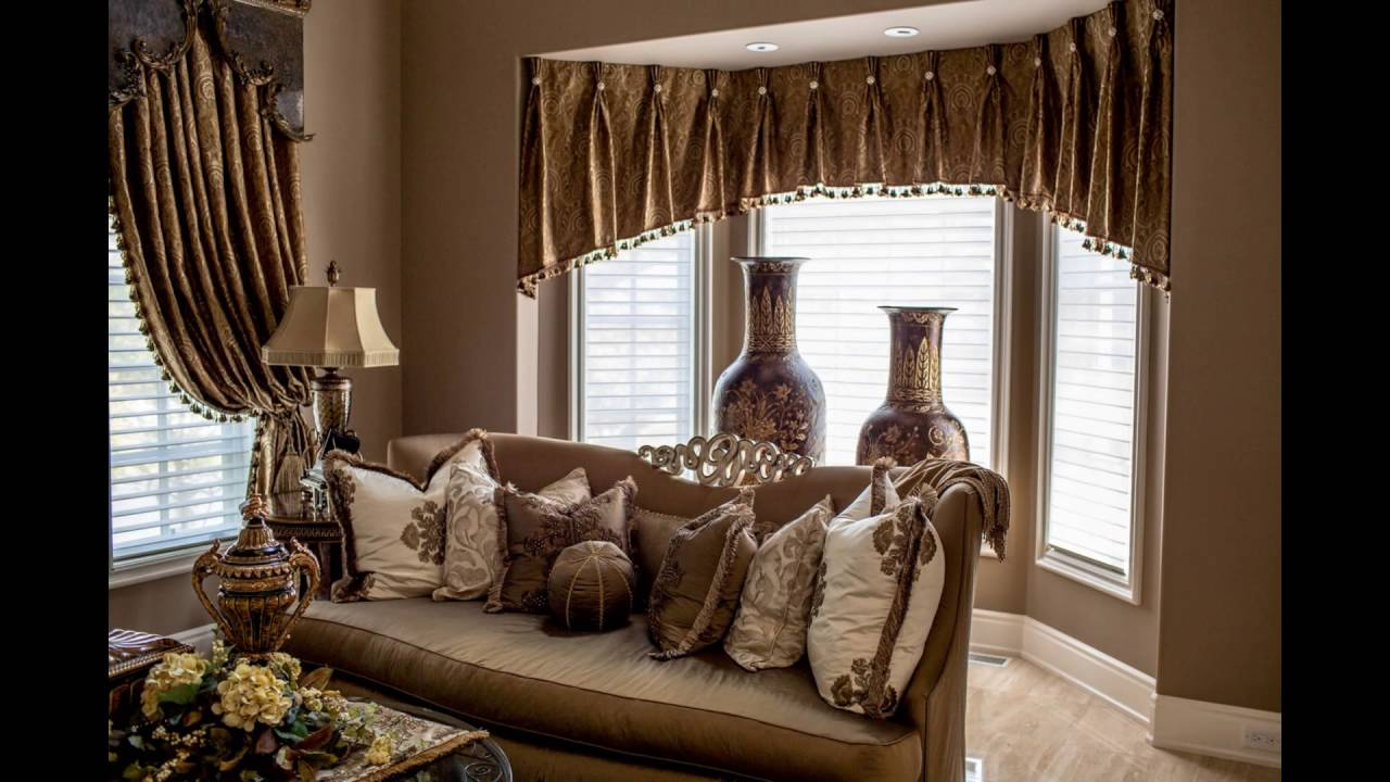 Living Room Window Treatments Youtube