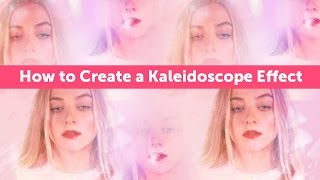 How to Create a Kaleidoscope Effect With PicsArt