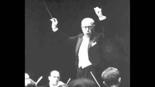George Szell conducts the Finale of Prokofiev