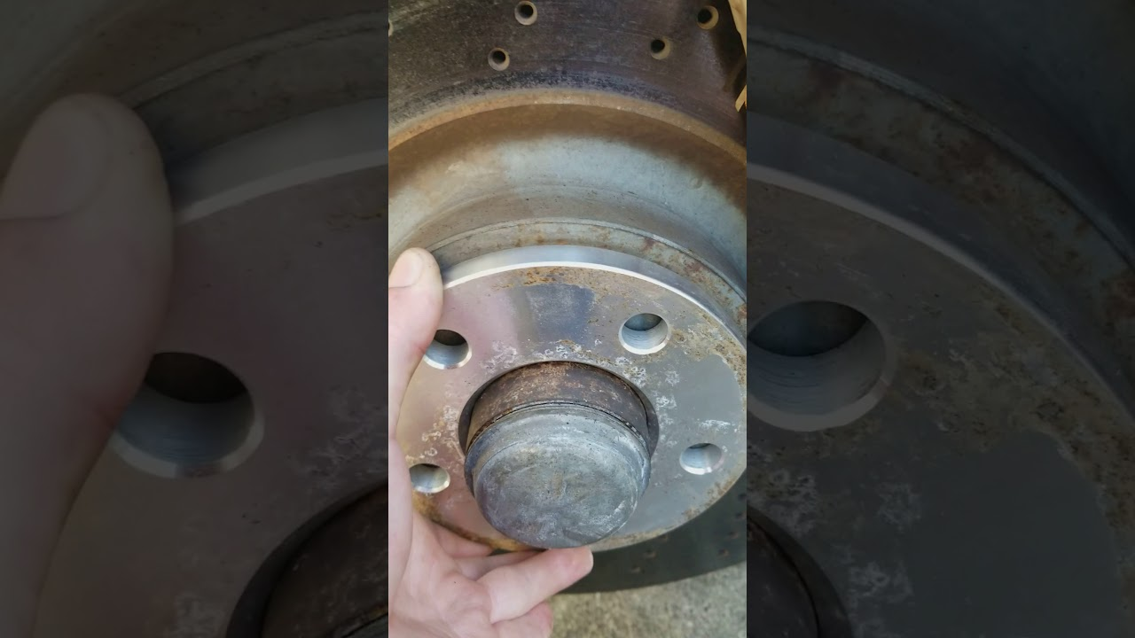 E55 Wheel spacer problem causing vibrations at highway speeds SOLVED!