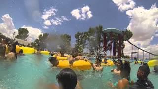 Wet N Wild El Paso Tx 4th of July!
