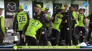 Highlights: Thunder vs Strikers