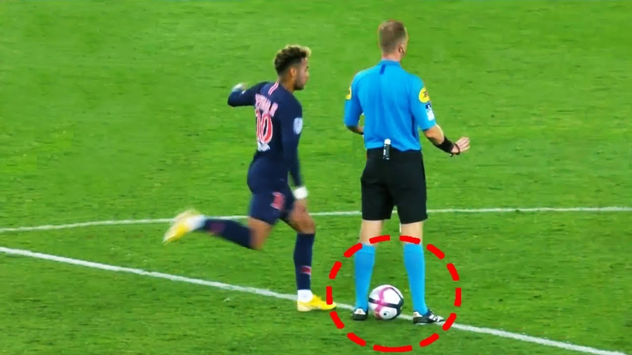 10 Clever Skills Performed By Neymar Jr Youtube