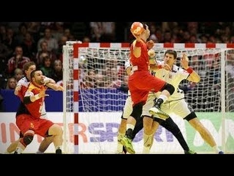 EHF EURO 2014 | FYR MACEDONIA vs  CZECH REPUBLIC - Preliminary Round (Group A)
