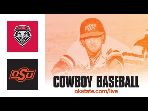Oklahoma State Baseball vs. New Mexico (Game 2)