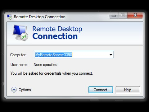How To Change The Remote Desktop Port In Windows Youtube