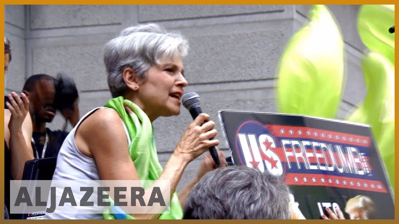 🇺🇸 Jill Stein on US Green party ambitions and challenges | Al Jazeera English