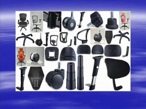 Repuestos para sillas de oficina en caracas youtube for Asientos de oficina