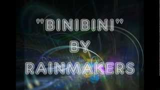 BINIBINI RAINMAKERS, LYRICS