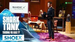 Ứng Dụng Công Nghệ 4.0 Vào Thời Trang Giày, ShoeX Gọi Được 4 Tỷ Đồng Tại Shark Tank | Mùa 2