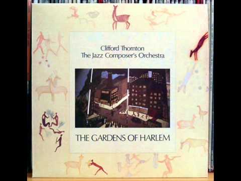 Clifford Thornton & The jazz composer's orchestra  - city blues