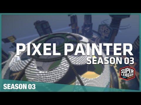 Sneak Peek of Season 3 - Pixel Painter